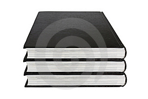 Black Book Royalty Free Stock Photography - Image: 22152087