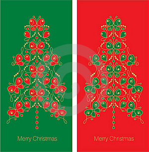 Christmas Card Stock Images - Image: 22157054