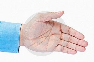 Geste D'approbation De La Main D'homme D'affaires Photos stock - Image: 22158253