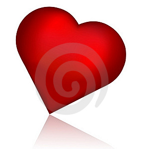 Red Heart Stock Photos - Image: 22159253