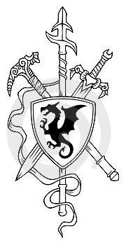 Coat Of Arms Stock Photos - Image: 22170373