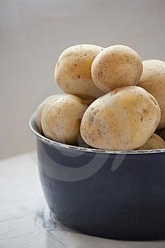 Potatoes Raw Vegetables Food Royalty Free Stock Photos - Image: 22174978
