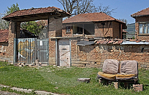 Rural House. Stock Images - Image: 22189404