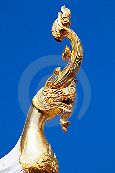 The Dragon, The Serpent. Royalty Free Stock Photography - Image: 22192757