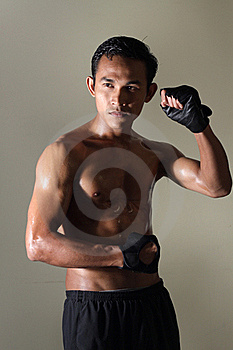 Mixed Martial Arts Stock Images - Image: 22196164