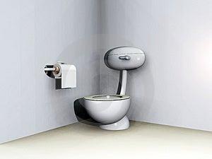 Bathroom Loo 6 Stock Photo - Image: 2228600