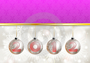2012 New Year Background Stock Photos - Image: 22209313