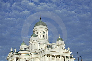 Helsinki Dome Royalty Free Stock Photography - Image: 22216097