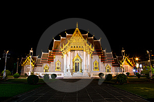 Marble Temple Stock Photography - Image: 22221632