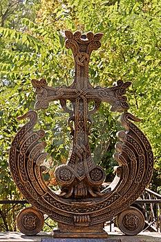 The Bronze Cross Stock Photos - Image: 22230543