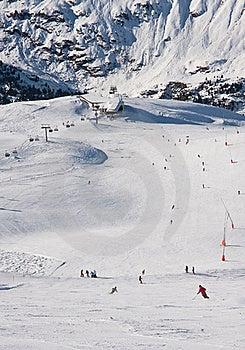 On The Slopes Of Obergurgl. Austria Stock Photo - Image: 22241480