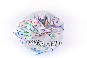 Used Paper Royalty Free Stock Photo - Image: 22246315