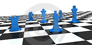 Chess Stock Images - Image: 22248714