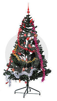 Christmas Tree Stock Photo - Image: 22257670