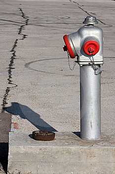 Fire Hydrant. Royalty Free Stock Images - Image: 22265329