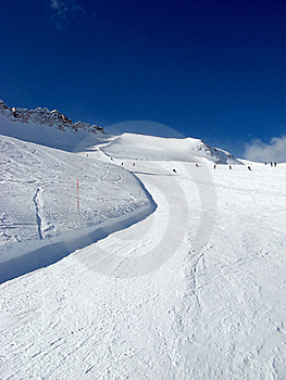 Crans Montana Royalty Free Stock Photography - Image: 22273117
