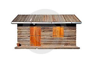 Wooden Cottage 0027 Stock Images - Image: 22277554