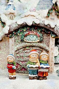 Children Christmas Choir. Royalty Free Stock Photography - Image: 22280457