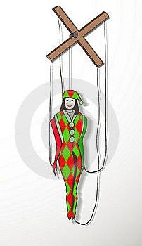 Puppet Stock Photo - Image: 22282840
