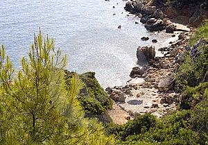 Panoramic Sea Royalty Free Stock Photos - Image: 22290198