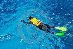 Snorkelling Stock Photos - Image: 22294633