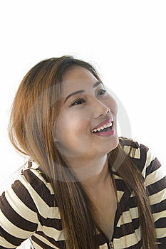 Happy Girl, Laughing Stock Photo - Image: 22297650
