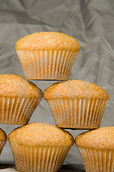 Muffins Royalty Free Stock Image - Image: 2234856