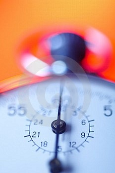 Chrome Stopwatch Stock Photography - Image: 2237922