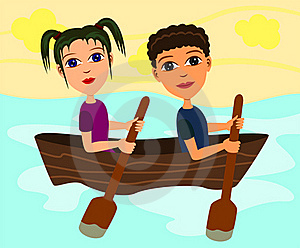 Boat Ride Royalty Free Stock Images - Image: 22307359
