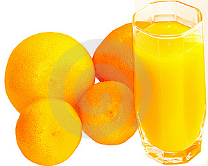 Citrus And Juice Royalty Free Stock Image - Image: 22314596
