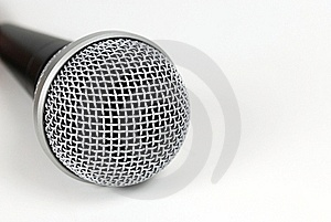 Microphone Royalty Free Stock Photo - Image: 22320805