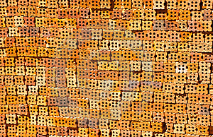Brick Wall, Square Format Royalty Free Stock Images - Image: 22323249