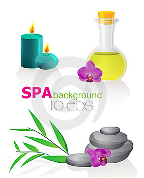 SPA Royalty Free Stock Images - Image: 22327249