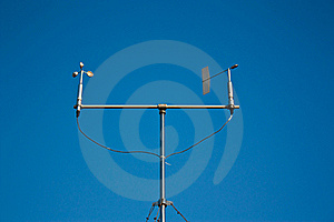Check The Weather. Royalty Free Stock Image - Image: 22330536
