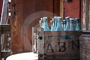 Bottles Stock Photography - Image: 22331242