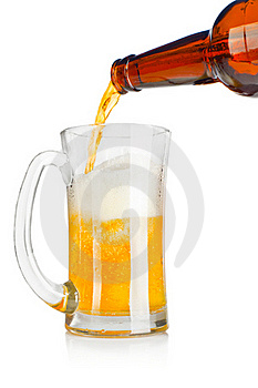 Mug Of Beer Stock Photos - Image: 22333593