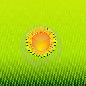 Sunny Background Green Stock Photos - Image: 22335633