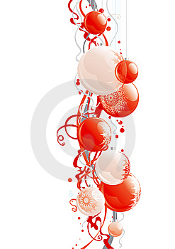 Christmas Baubles Stock Photos - Image: 22338503