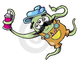 Arbeider 04 Royalty-vrije Stock Afbeeldingen - Afbeelding: 22352859
