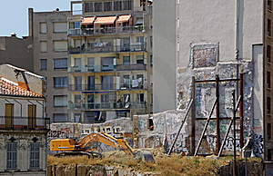 Construction Site Stock Images - Image: 22357794
