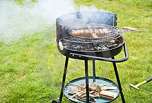 Grilling Meat Stock Image - Image: 22359901