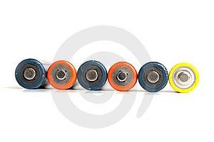 Battery Stock Image - Image: 22359981