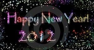 Happy New Year! Stock Photos - Image: 22383893