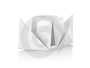 Paper Boat Royalty Free Stock Photos - Image: 22399058