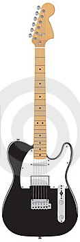 Electric Guitar Stock Images - Image: 22409664