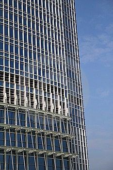 IFC International Finance Centre Stock Image - Image: 22411811