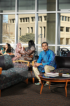 Group Of Diverse College Students Stock Image - Image: 22413991