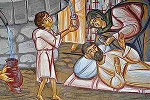 Sacred Thirst Royalty Free Stock Image - Image: 22415536
