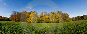 Autumn Panorama Royalty Free Stock Images - Image: 22425989