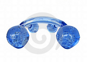 Hand Held Massager Royalty Free Stock Photography - Image: 22430547